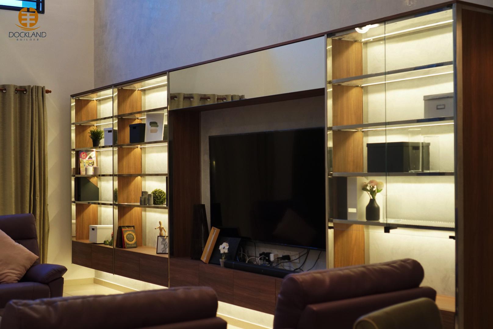Interior Design For Dale Residence KL 17