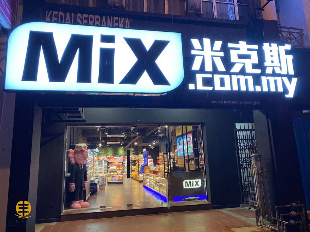 Commecial Interior Design USJ Taipan Mix 3
