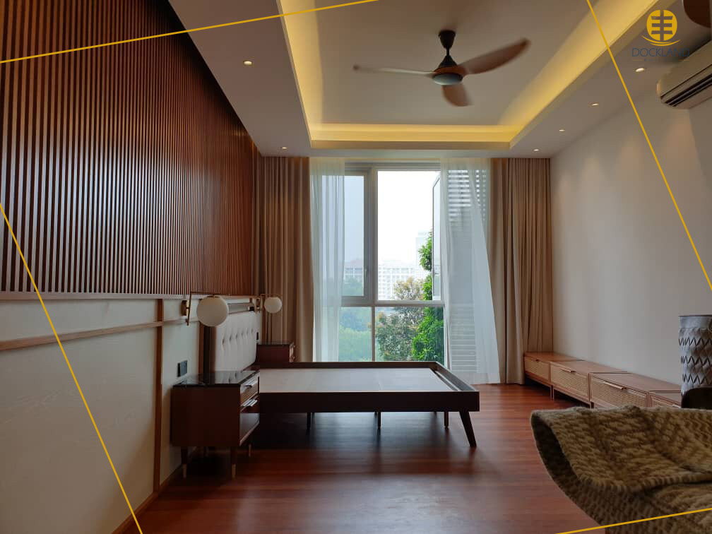 Interior Design For Pavillion Hill Top KL 6